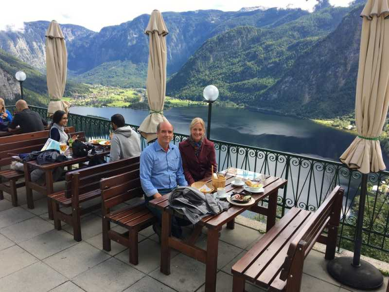 looking for a lunch buddy in austria