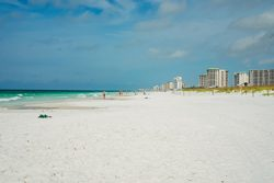 Enjoy the Beach - Even During a Destin Summer - Henderson Beach State Park